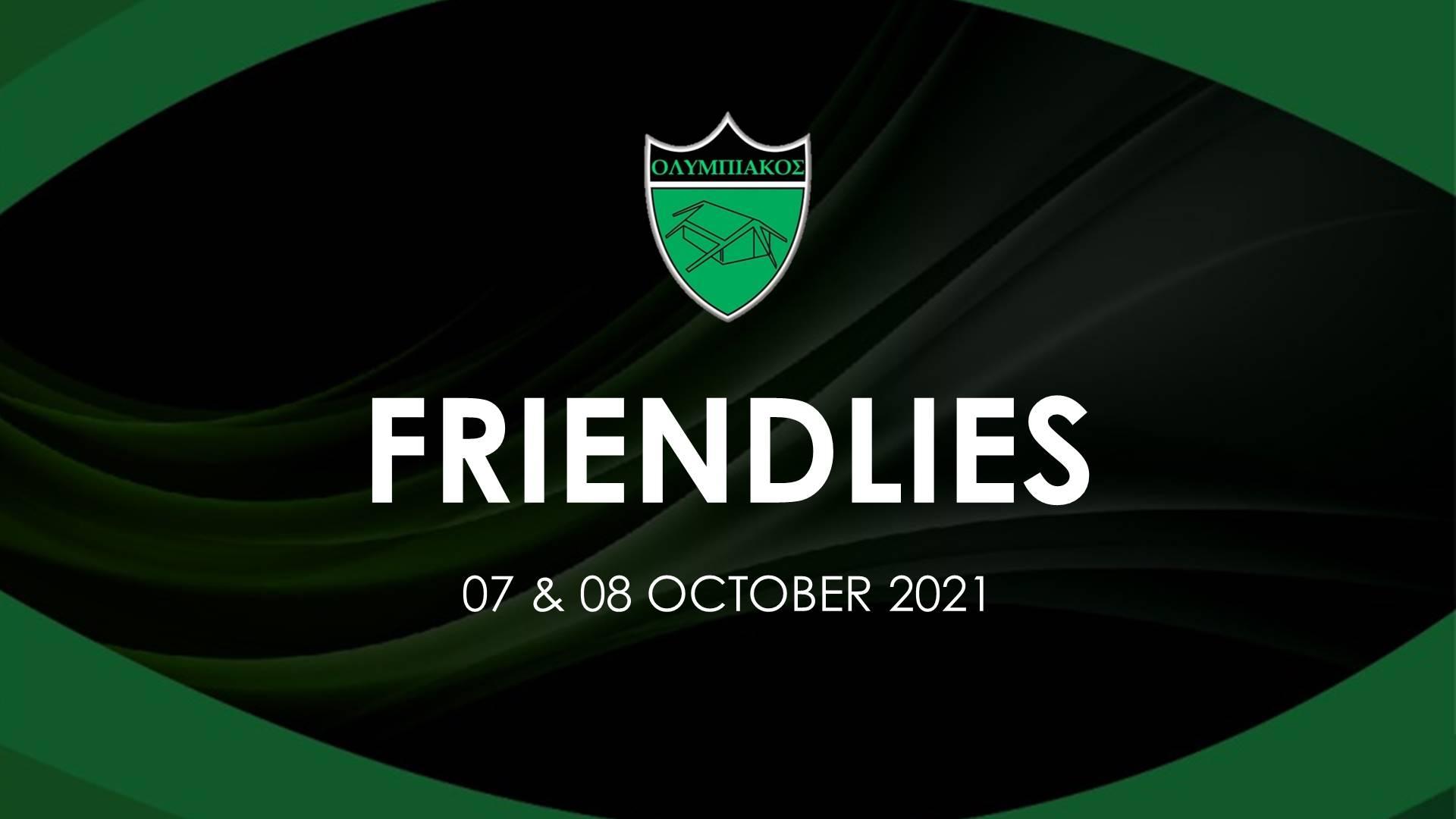 friendlies